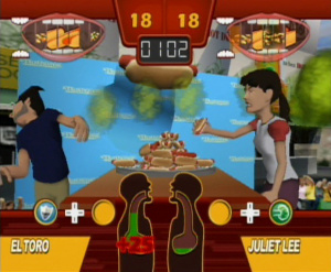 Major League Eating: The Game Review - Screenshot 4 of 5