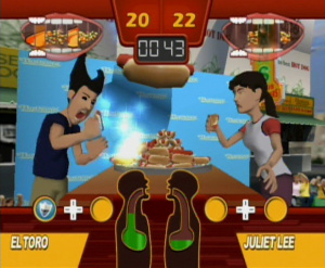 Major League Eating: The Game Review - Screenshot 2 of 5