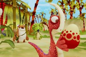 Gigantosaurus: The Game Screenshot