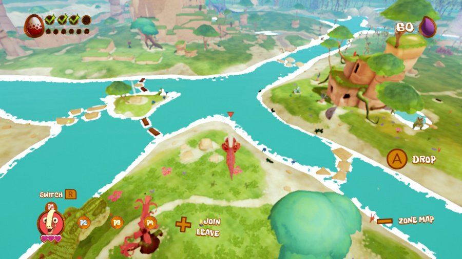 Gigantosaurus: The Game Review - Screenshot 1 of 3