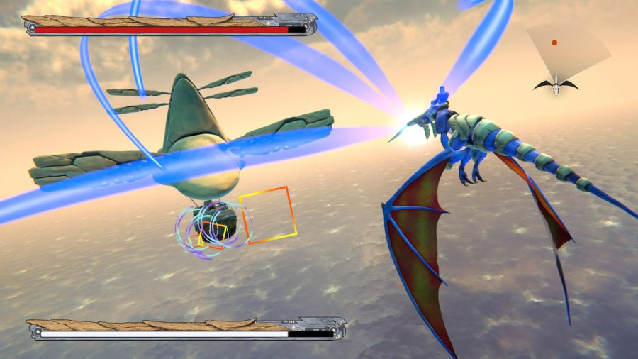 Panzer Dragoon: Remake Review - Screenshot 1 of 5