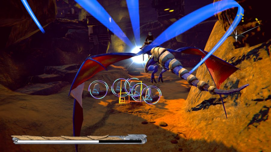 Panzer Dragoon: Remake Review - Screenshot 4 of 5