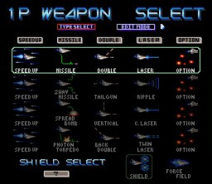 Gradius III Review - Screenshot 1 of 2