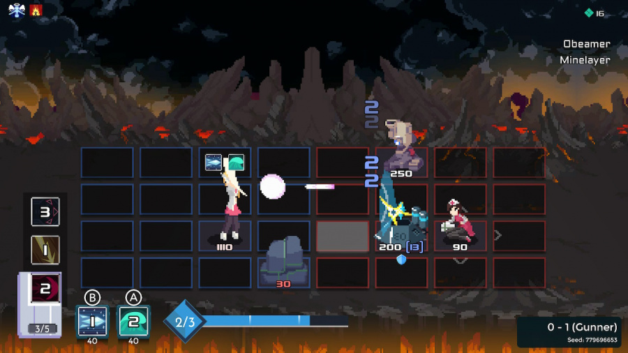 One Step From Eden Review - Screenshot 1 of 3