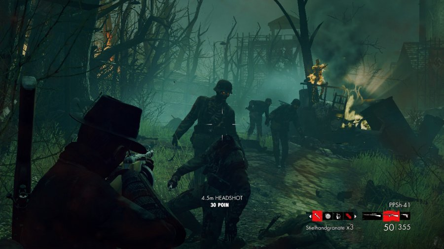 Zombie Army Trilogy Review - Screenshot 4 of 4