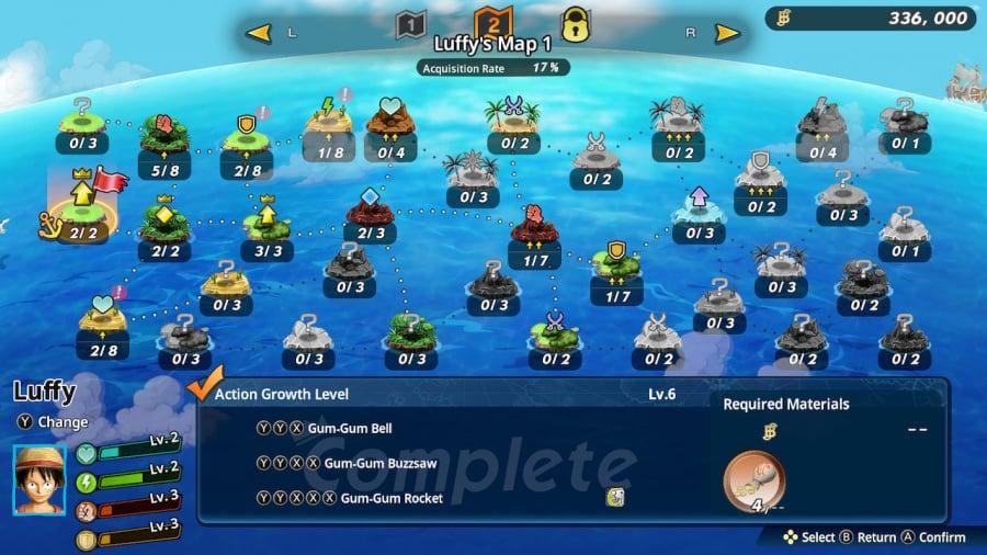 One Piece: Pirate Warriors 4 Review - Screenshot 1 of 5