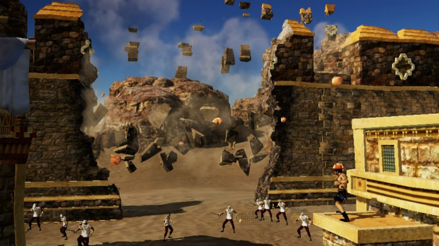 One Piece: Pirate Warriors 4 Review - Screenshot 2 of 5