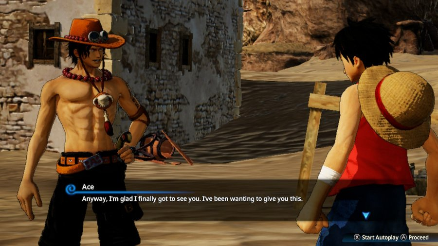 One Piece: Pirate Warriors 4 Review - Screenshot 1 of 5