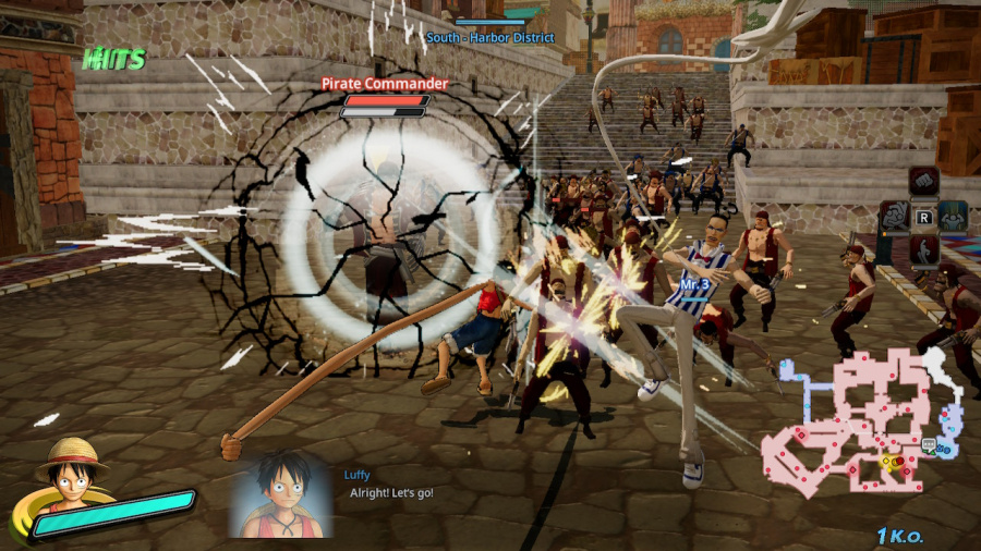 One Piece: Pirate Warriors 4 Review - Screenshot 5 of 5