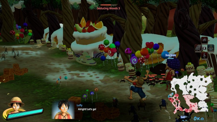 One Piece: Pirate Warriors 4 Review - Screenshot 4 of 5