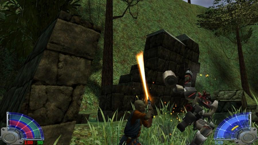 Star Wars: Jedi Knight: Jedi Academy Review - Screenshot 1 of 4