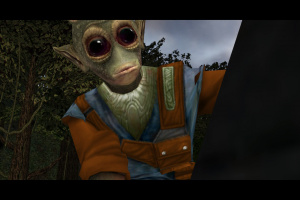 Star Wars: Jedi Knight: Jedi Academy Screenshot