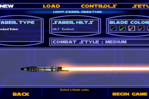 Star Wars: Jedi Knight: Jedi Academy Screenshot