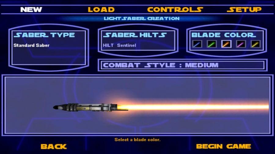 Star Wars: Jedi Knight: Jedi Academy Review - Screenshot 3 of 4