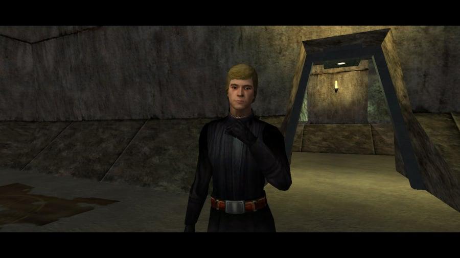 Star Wars: Jedi Knight: Jedi Academy Review - Screenshot 4 of 4