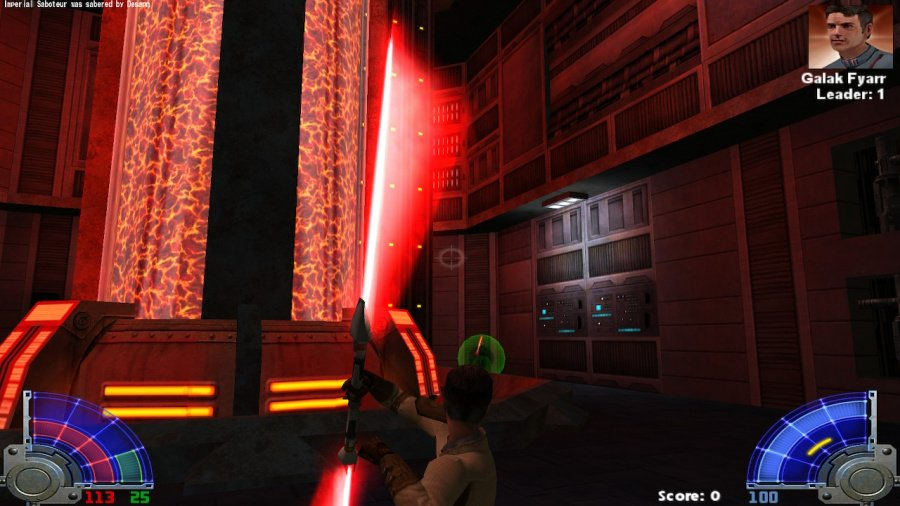 Star Wars: Jedi Knight: Jedi Academy Review - Screenshot 2 of 4