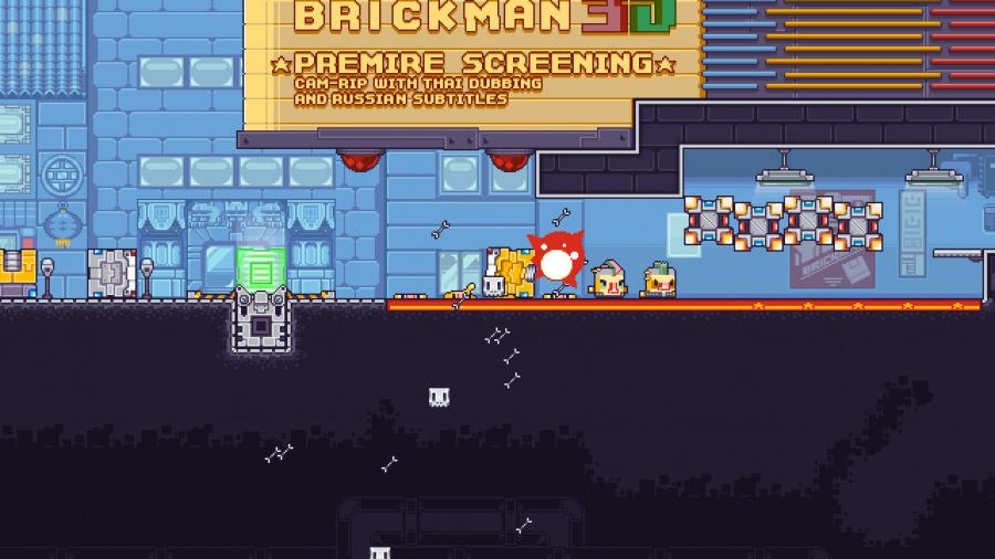 Gunbrick: Reloaded Review - Screenshot 3 of 3