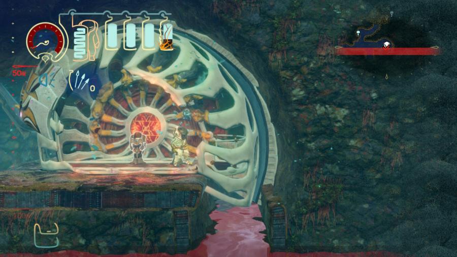 Shinsekai: Into The Depths Review - Screenshot 4 of 4
