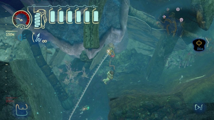 Shinsekai: Into The Depths Review - Screenshot 1 of 4