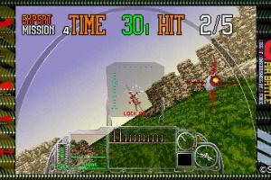 SEGA AGES G-LOC: Air Battle Screenshot