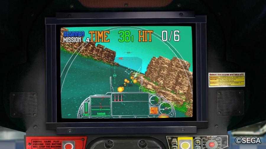 SEGA AGES G-LOC: Air Battle Review - Screenshot 3 of 6