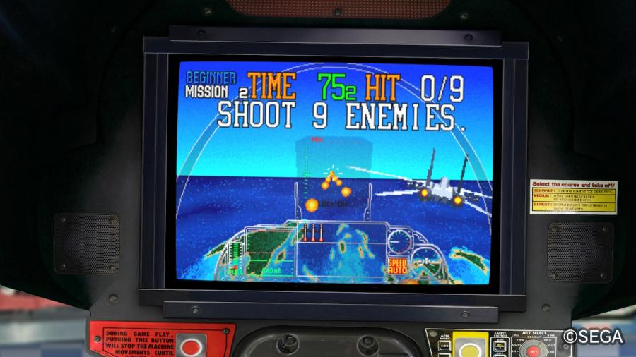 SEGA AGES G-LOC: Air Battle Review - Screenshot 6 of 6