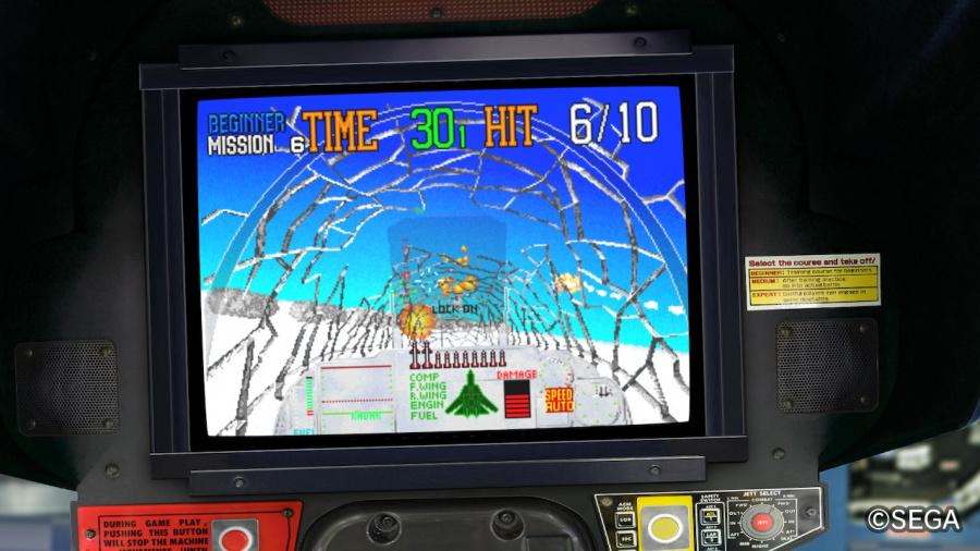 SEGA AGES G-LOC: Air Battle Review - Screenshot 1 of 5