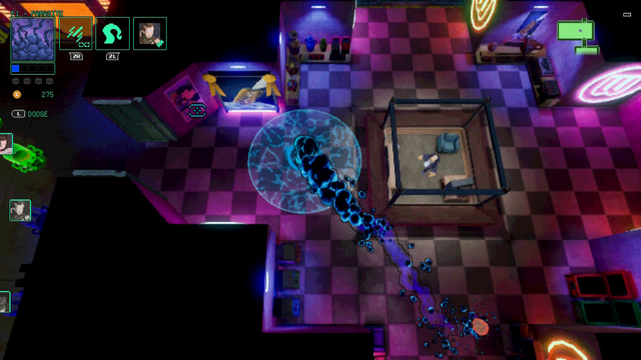 HyperParasite Review - Screenshot 1 of 6