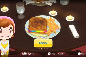 Cooking Mama: Cookstar Screenshot