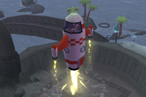 MySims Kingdom Screenshot