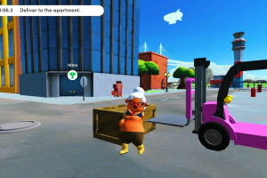 Totally Reliable Delivery Service Screenshot
