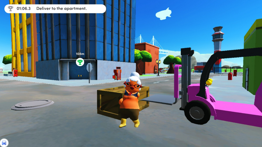 Totally Reliable Delivery Service Review - Screenshot 4 of 4