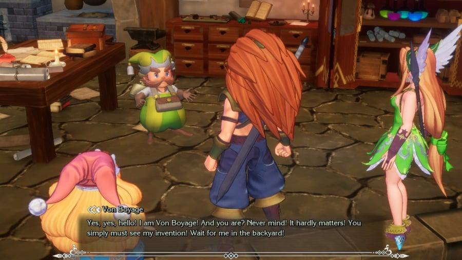 Trials of Mana Review - Screenshot 3 of 7