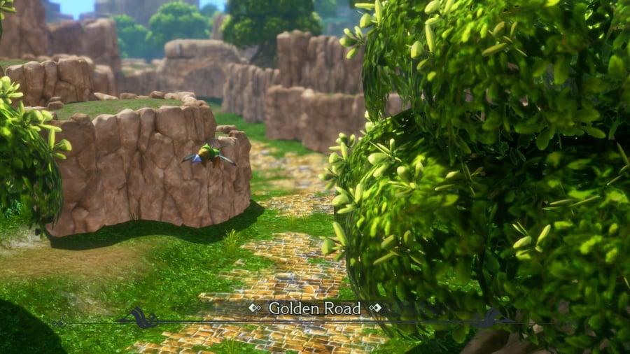 Trials of Mana Review - Screenshot 1 of 5