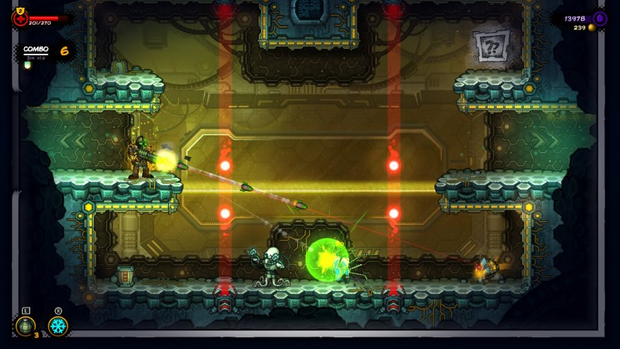 Fury Unleashed Review - Screenshot 1 of 7
