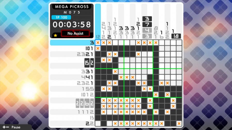 Picross S4 Review - Screenshot 1 of 4