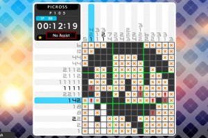 Picross S4 Screenshot