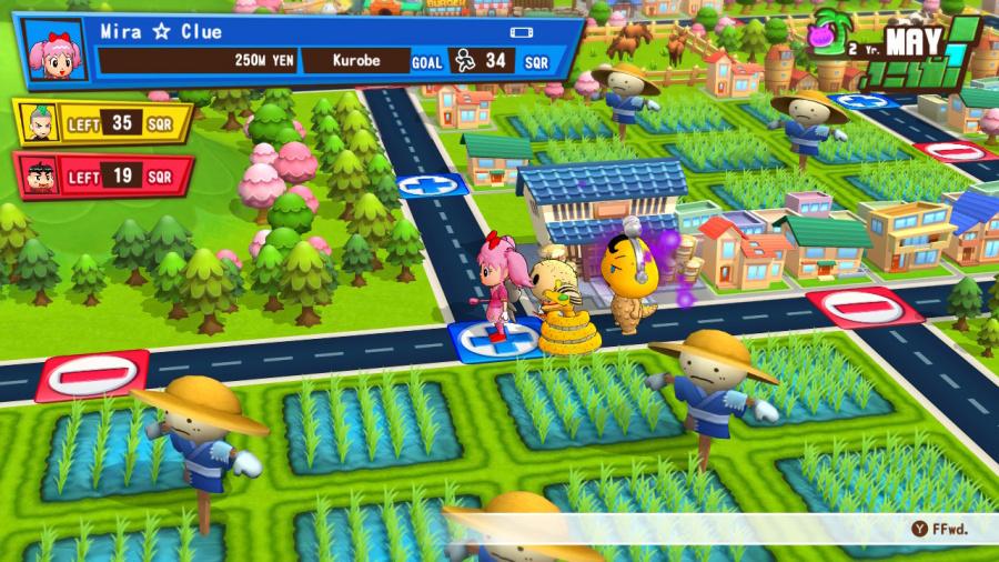 Billion Road Review - Screenshot 1 of 5