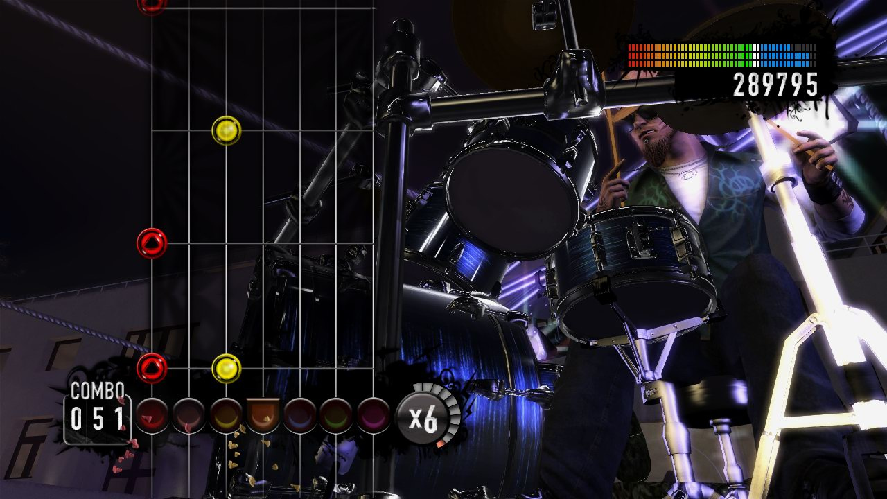 Rock Revolution Screenshot
