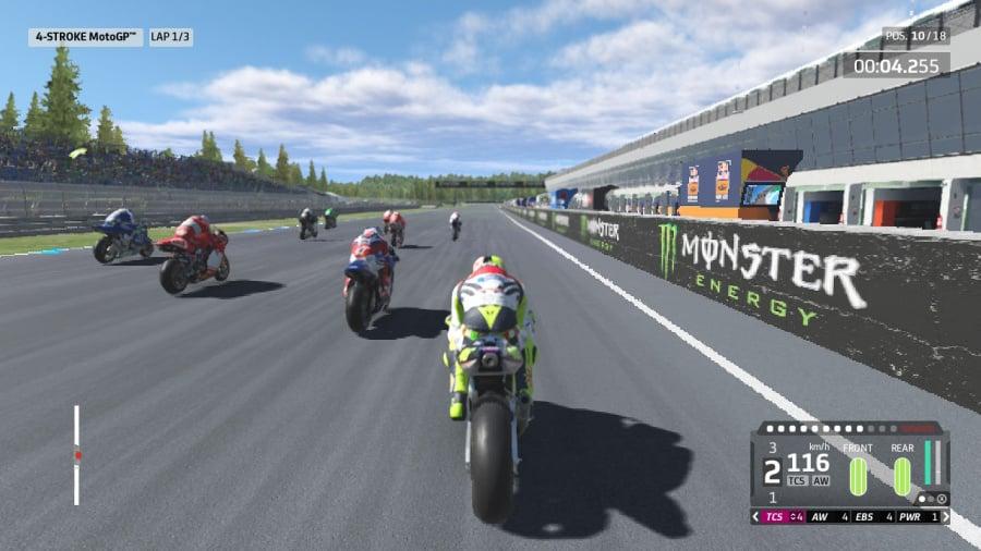 MotoGP 20 Review - Screenshot 2 of 4