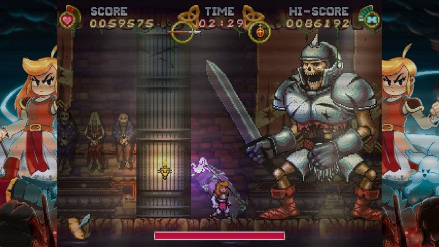 Battle Princess Madelyn Royal Edition Review - Screenshot 1 of 4
