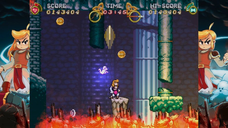 Battle Princess Madelyn Royal Edition Review - Screenshot 1 of 3
