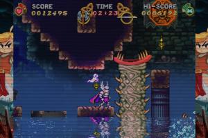 Battle Princess Madelyn Royal Edition Screenshot