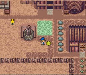 Harvest Moon Review - Screenshot 1 of 2