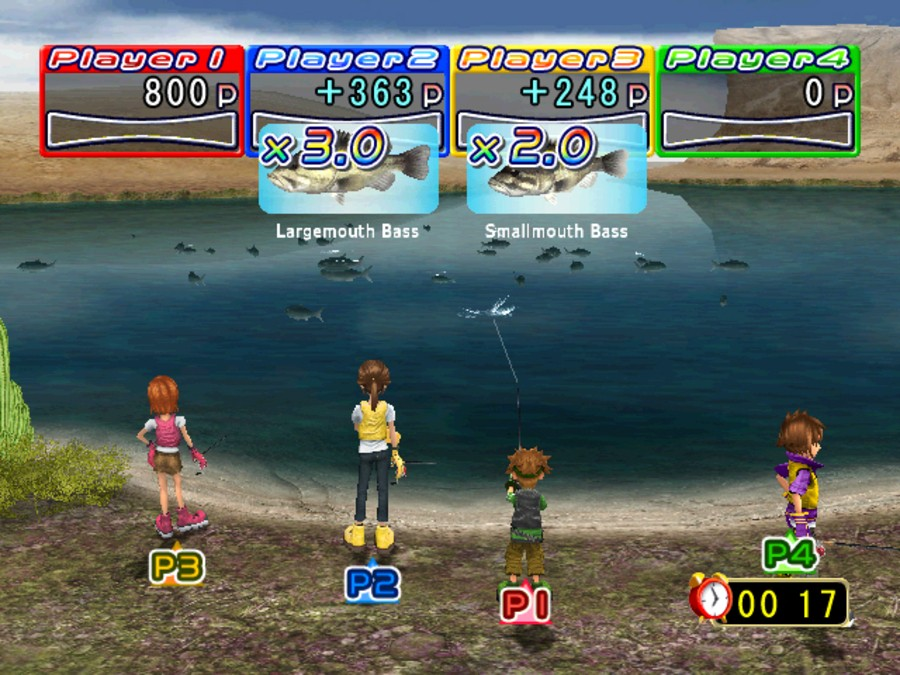 Fishing Master: World Tour Screenshot