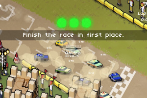 Super Pixel Racers Screenshot