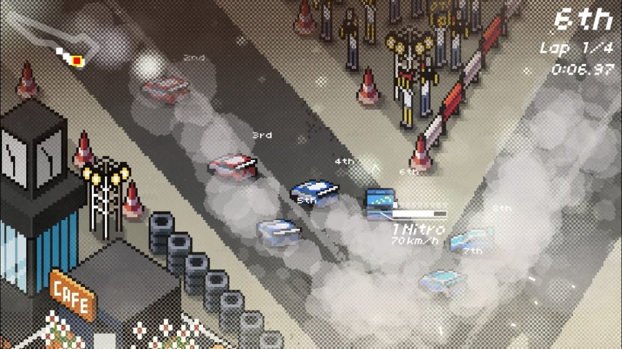 Super Pixel Racers Review - Screenshot 1 of 4