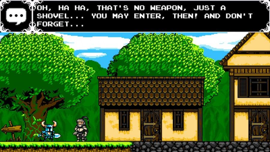 Shovel Knight: Shovel of Hope Review - Screenshot 2 of 6