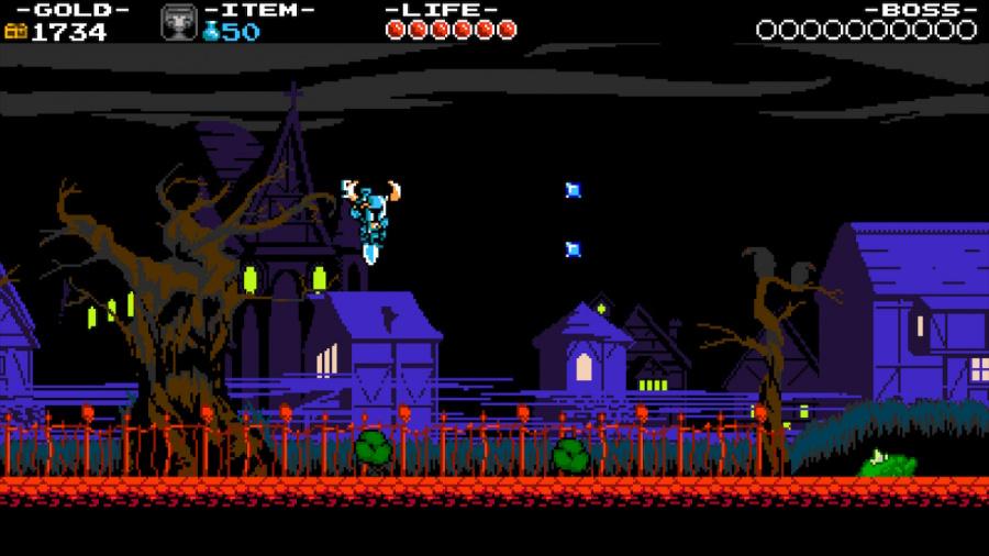 Shovel Knight: Shovel of Hope Review - Screenshot 4 of 6
