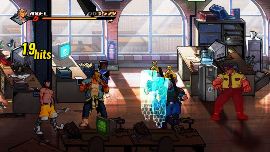 Streets of Rage 4 Review - Screenshot 7 of 7